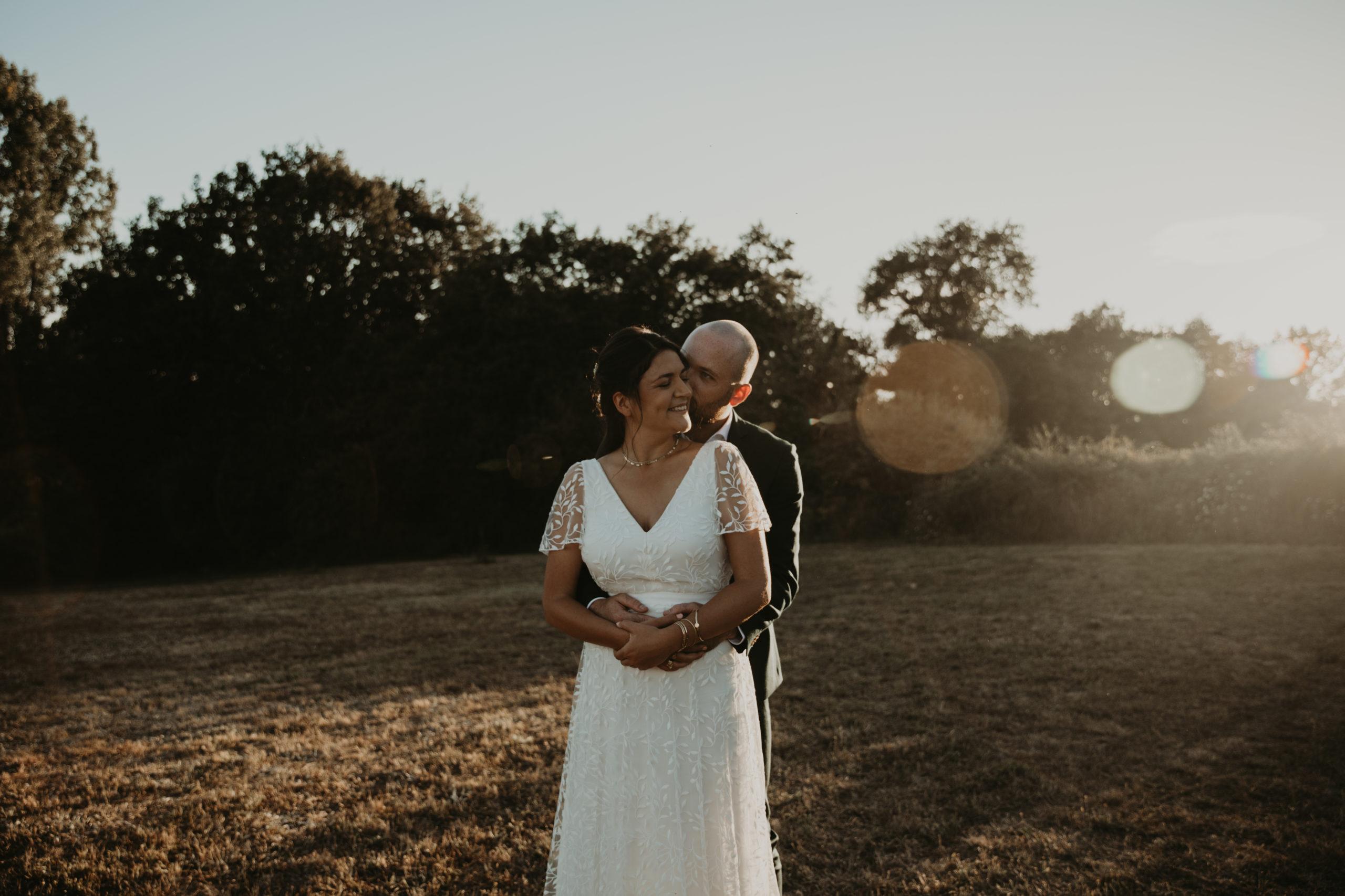 marielle & hugo mariage été indien