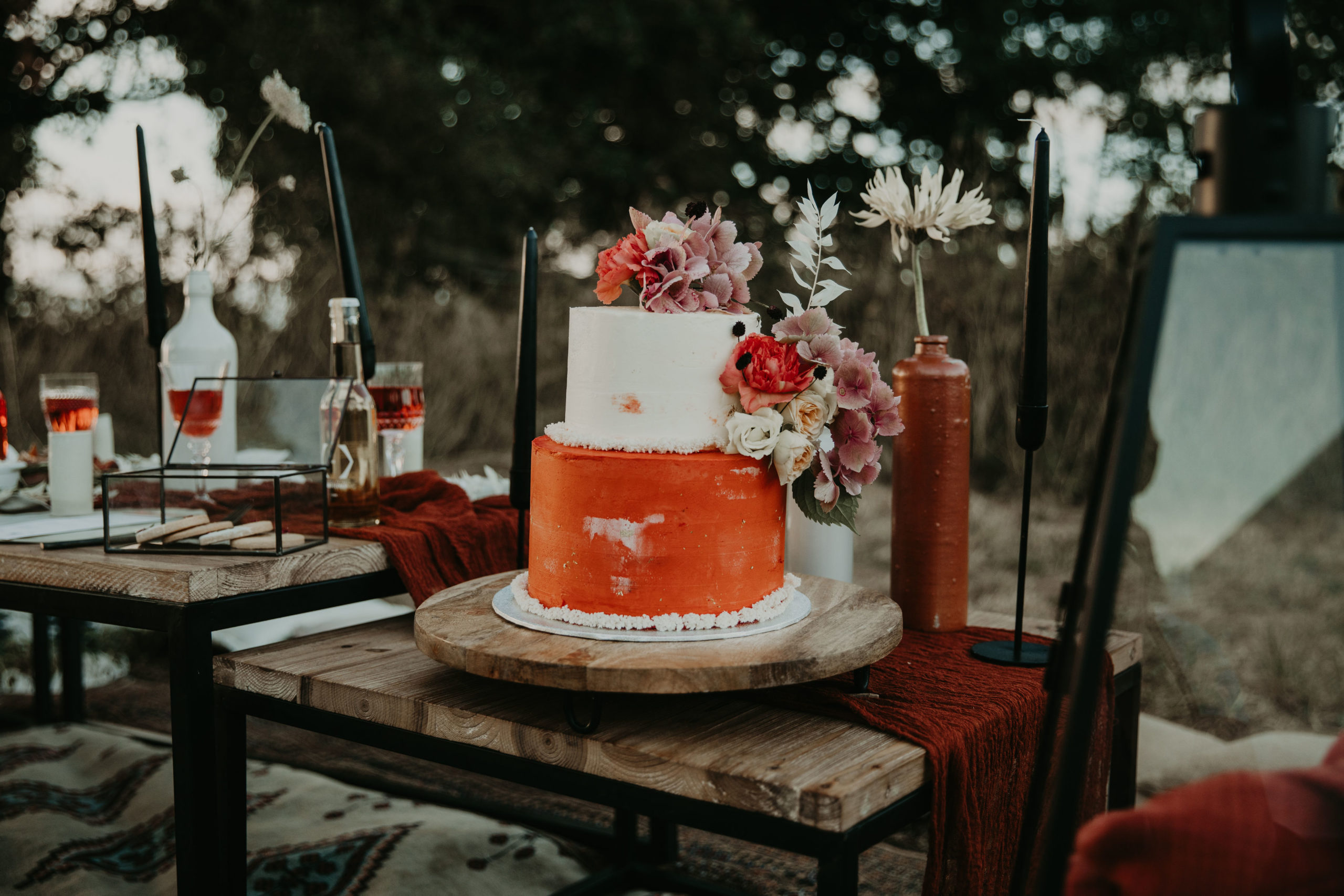 naked cake organisation anniversaire