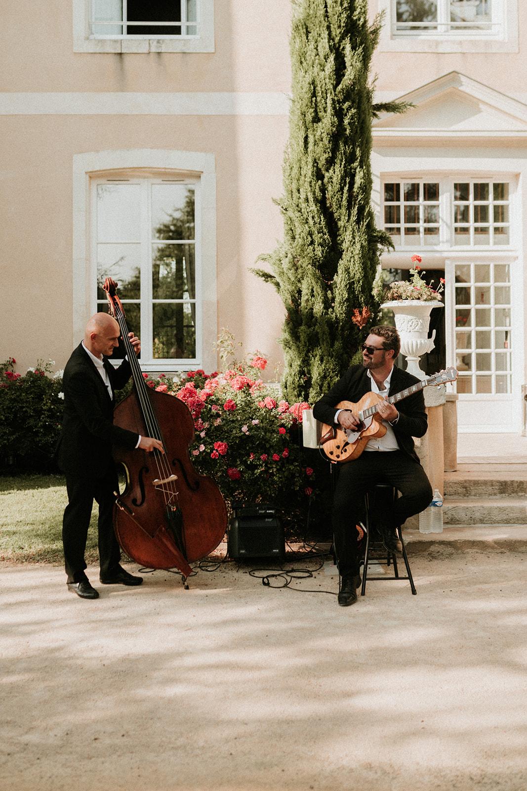 groupe jazz mariage le mans